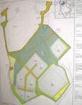 Bebauungsplanentwurf, Ausschnitt